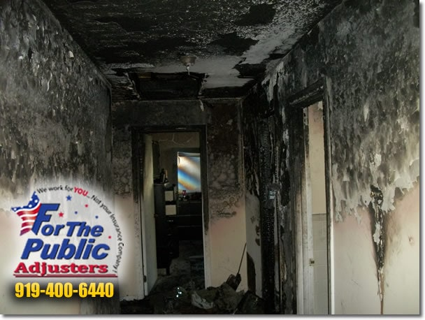 Fire Claim Adjuster Increases Homeowners Payout By 134.78%