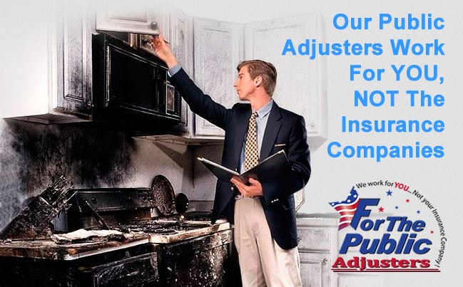 Claims Adjuster That Works For The Policyholder
