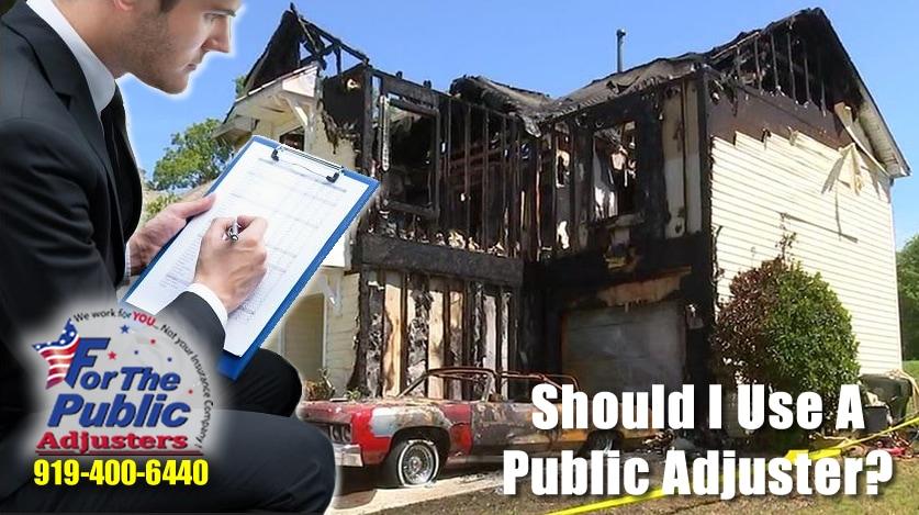Should I Use A Public Adjuster