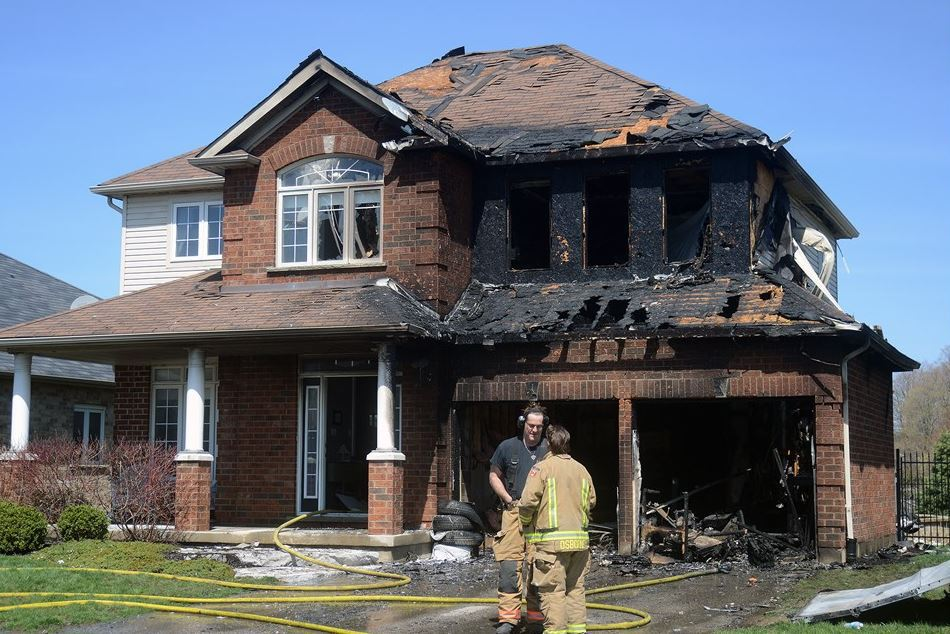 Fire Claim Policyholder Burned By Insurance Process
